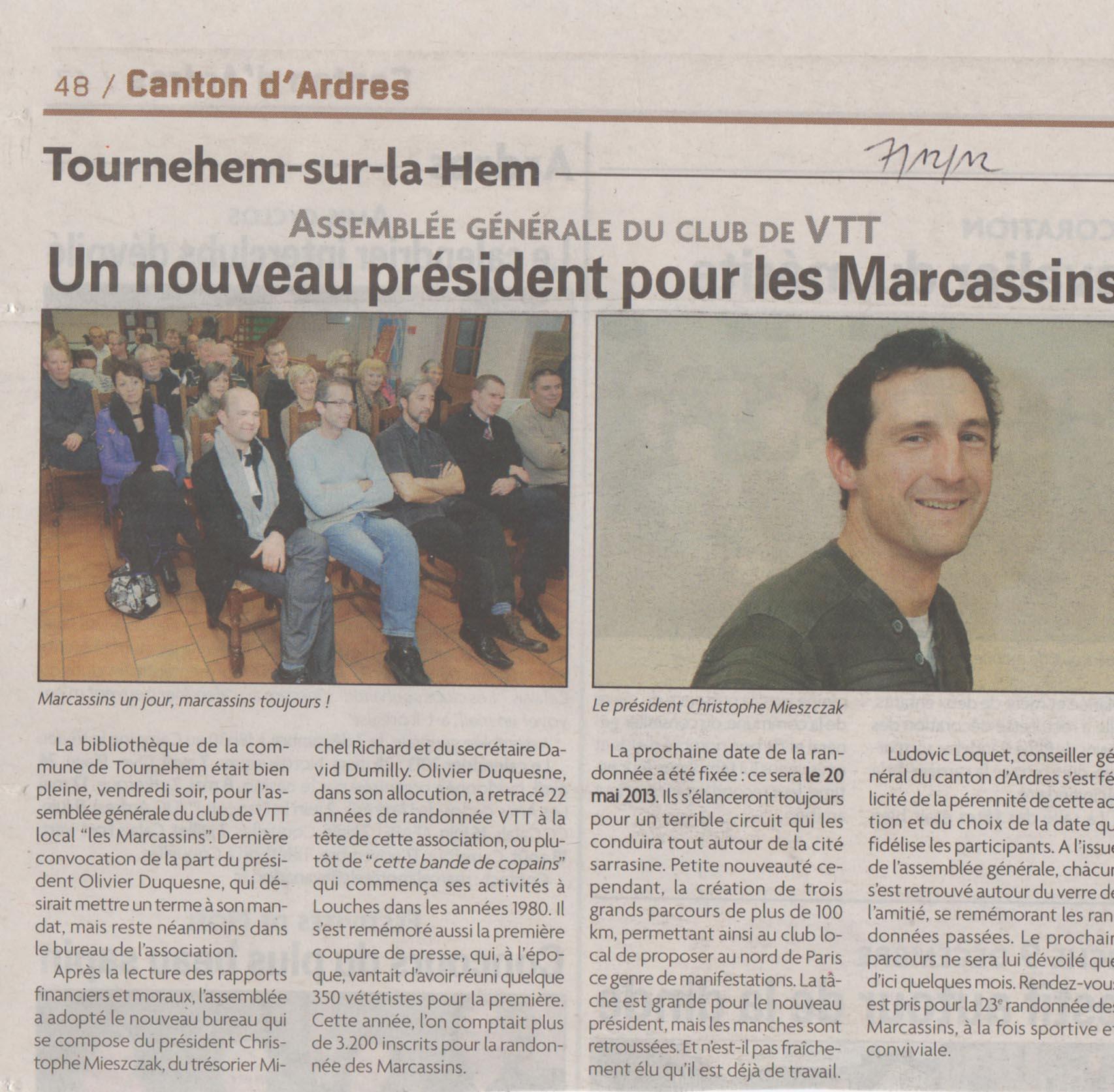 Journal-président-et-bureau-2013