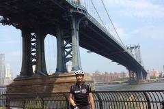Un Marcassin à New-York