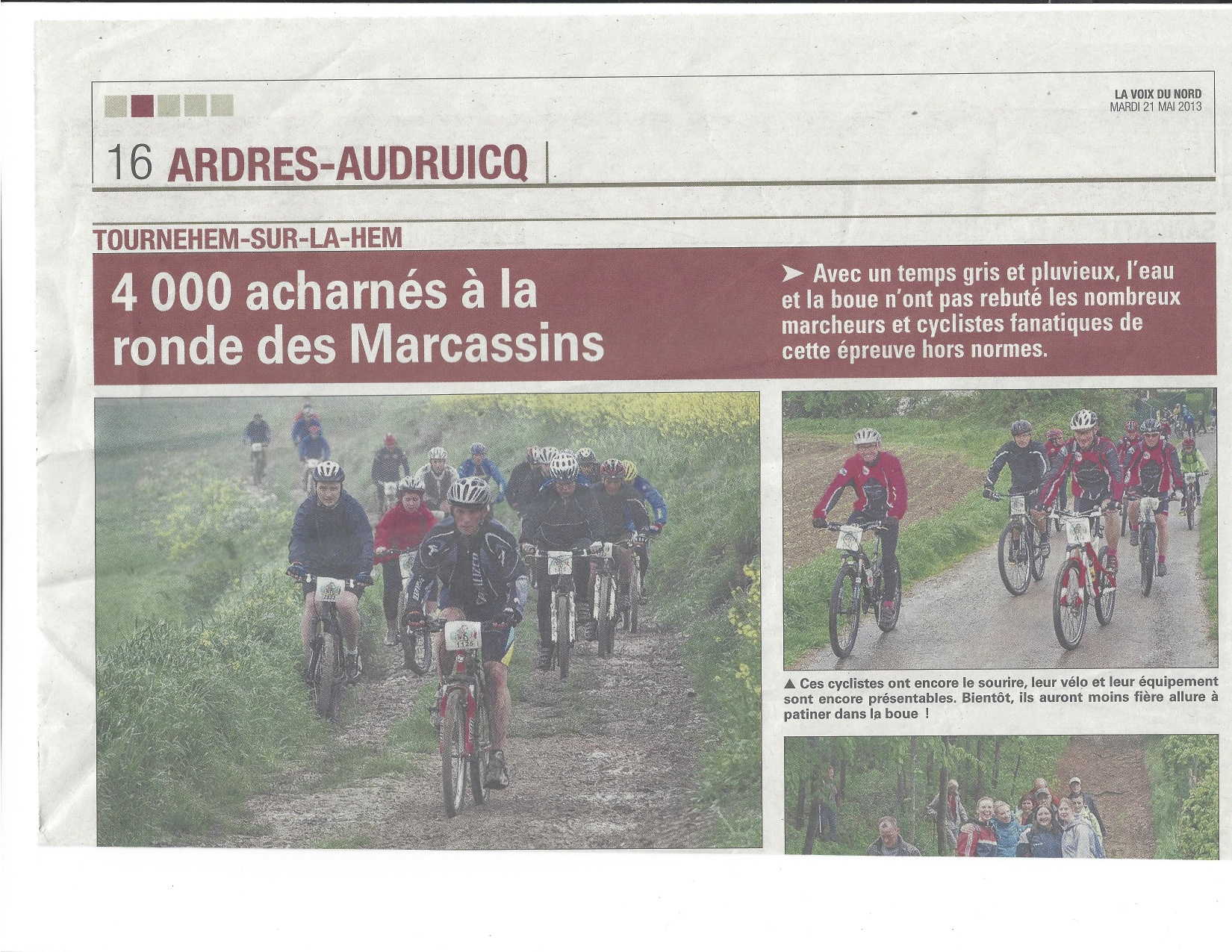 Article ronde 2013 2